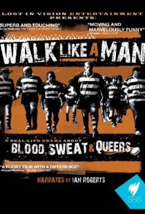 Walk Like a Man - Poster / Capa / Cartaz - Oficial 1