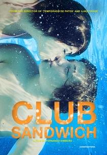 Club Sándwich - Poster / Capa / Cartaz - Oficial 1