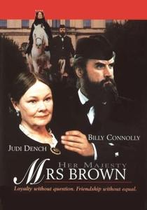 Sua Majestade, Mrs. Brown - Poster / Capa / Cartaz - Oficial 3