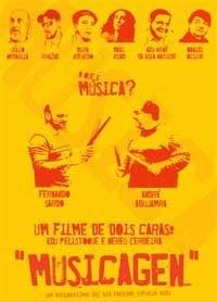Musicagen - Poster / Capa / Cartaz - Oficial 1