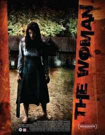 The Woman - Nem Todo Monstro Vive na Selva - Poster / Capa / Cartaz - Oficial 2