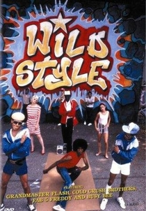Wild Style - Poster / Capa / Cartaz - Oficial 1