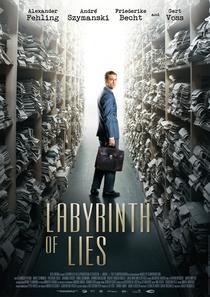 Labirinto de Mentiras - Poster / Capa / Cartaz - Oficial 2