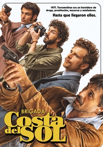 Brigada Costa del Sol - Poster / Capa / Cartaz - Oficial 2