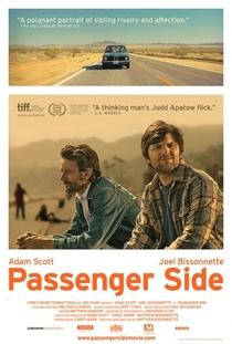 Passenger Side - Poster / Capa / Cartaz - Oficial 1