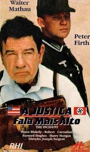 A Justiça Fala Mais Alto - Poster / Capa / Cartaz - Oficial 1