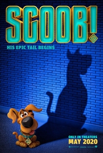 Scooby! - O Filme - Poster / Capa / Cartaz - Oficial 1