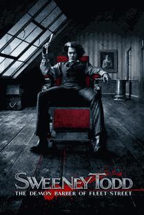 Sweeney Todd: O Barbeiro Demoníaco da Rua Fleet - Poster / Capa / Cartaz - Oficial 3