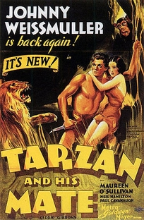 A Companheira de Tarzan - Poster / Capa / Cartaz - Oficial 1