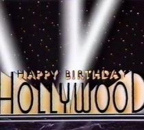 Happy 100th Birthday, Hollywood  - Poster / Capa / Cartaz - Oficial 1