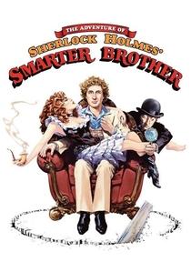 O Irmão mais Esperto de Sherlock Holmes - Poster / Capa / Cartaz - Oficial 2
