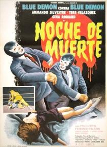 Noche de Muerte - Poster / Capa / Cartaz - Oficial 1