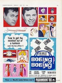 Boeing, Boeing - Poster / Capa / Cartaz - Oficial 1