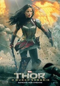 Thor: O Mundo Sombrio - Poster / Capa / Cartaz - Oficial 12