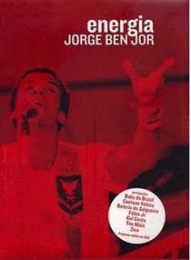 Jorge Ben Jor: Energia - Poster / Capa / Cartaz - Oficial 1