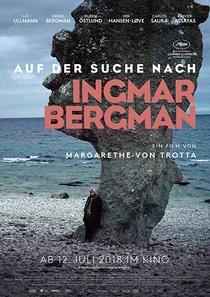 Procurando Por Ingmar Bergman - Poster / Capa / Cartaz - Oficial 2