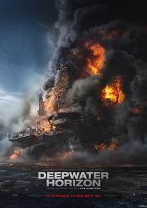 Horizonte Profundo: Desastre no Golfo - Poster / Capa / Cartaz - Oficial 1