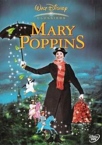 Mary Poppins - Poster / Capa / Cartaz - Oficial 2