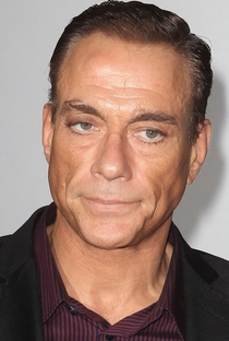 Jean-Claude Van Damme - Poster / Capa / Cartaz - Oficial 2