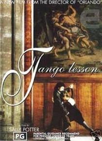 Lição de Tango - Poster / Capa / Cartaz - Oficial 1