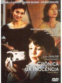 Crônica da Inocência - Poster / Capa / Cartaz - Oficial 1