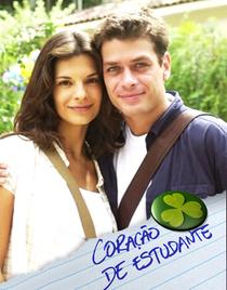 Coração de Estudante - Poster / Capa / Cartaz - Oficial 1