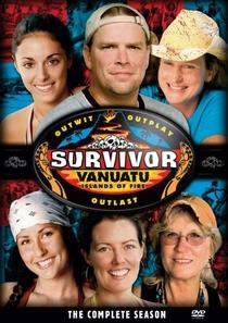 Survivor: Vanuatu (9ª Temporada) - Poster / Capa / Cartaz - Oficial 1