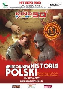 A História Animada da Polônia - Poster / Capa / Cartaz - Oficial 1