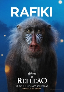 O Rei Leão - Poster / Capa / Cartaz - Oficial 21