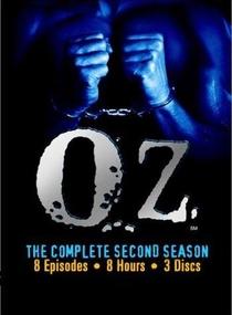 Oz (2ª Temporada) - Poster / Capa / Cartaz - Oficial 1