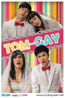 Tom Gay - Poster / Capa / Cartaz - Oficial 1