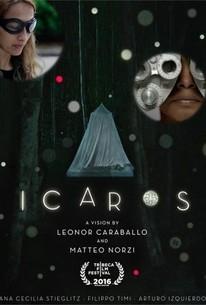 Icaros: A Vision - Poster / Capa / Cartaz - Oficial 2