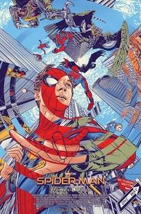 Homem-Aranha: De Volta ao Lar - Poster / Capa / Cartaz - Oficial 3