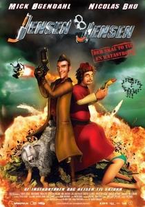 Jensen e Jensen - Poster / Capa / Cartaz - Oficial 1