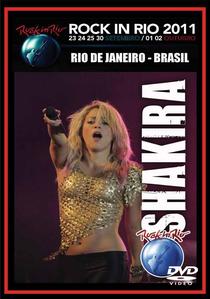 Shakira - Rock in Rio 2011 - Poster / Capa / Cartaz - Oficial 2