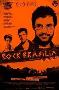 Rock Brasília – Era de Ouro - Poster / Capa / Cartaz - Oficial 2