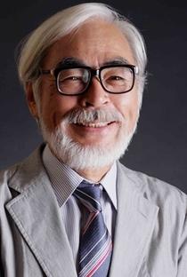 Hayao Miyazaki - Poster / Capa / Cartaz - Oficial 1