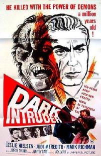 Dark Intruder - Poster / Capa / Cartaz - Oficial 1