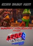 Natal em Apocalipsópolis (Emmet's Holiday Party: A Lego Movie Short)