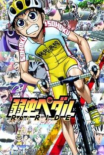 Yowamushi Pedal: Re:RIDE - Poster / Capa / Cartaz - Oficial 1