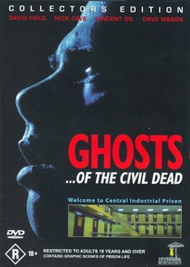 Ghosts... of the civil dead - Poster / Capa / Cartaz - Oficial 1