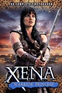 Xena: A Princesa Guerreira (1ª Temporada) - Poster / Capa / Cartaz - Oficial 1