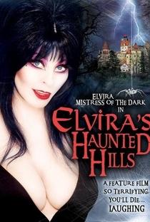 As Loucas Aventuras de Elvira - Poster / Capa / Cartaz - Oficial 1