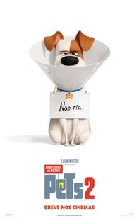 Pets - A Vida Secreta dos Bichos 2 - Poster / Capa / Cartaz - Oficial 2
