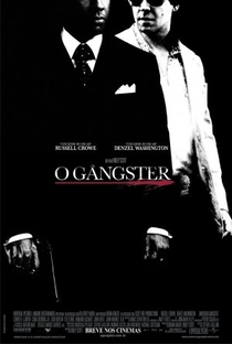 O Gângster - Poster / Capa / Cartaz - Oficial 1
