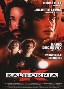 Kalifornia - Poster / Capa / Cartaz - Oficial 5