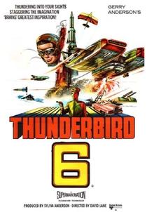 Thunderbird 6 - Poster / Capa / Cartaz - Oficial 2
