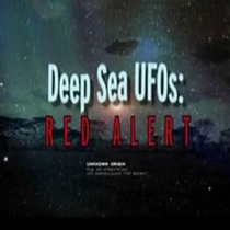 Alerta Vermelho: OVNIs nas Profundezas - Poster / Capa / Cartaz - Oficial 1