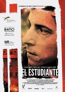 O Estudante - Poster / Capa / Cartaz - Oficial 1