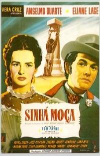 Sinhá Moça  - Poster / Capa / Cartaz - Oficial 1